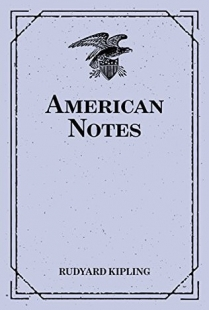 Book: American Notes