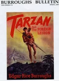 Tarzan and the Foreign Legion