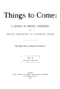 Things to Come - Volume 1