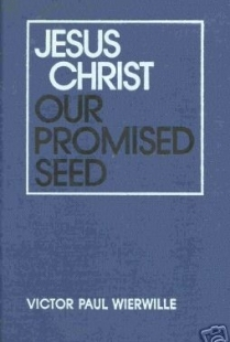 Jesus Christ Our Promised Seed