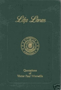 Life Lines: Quotations of Victor Paul Wierwille