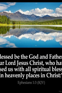 The Victoriously Living Christ